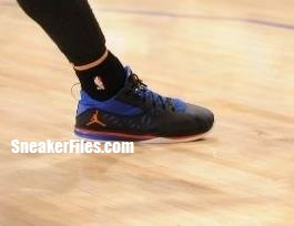 Jordan CP3.V Mike Bibby New York Knicks 'Home' and 'Away' PE