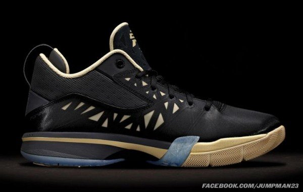 Jordan CP3.V 'Wake Forest' - Official Images