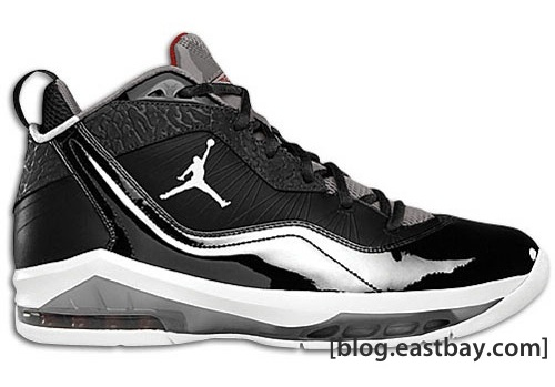 Jordan Melo M8 - Black/Cement Grey