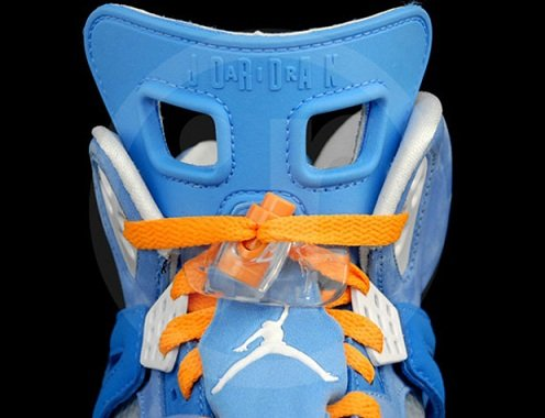 "Jordan Spizike ""University Blue"" - A Closer Look"
