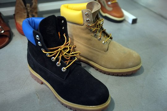 "Mark McNairy x Timberland 6"" Premium Boots - Fall/Winter 2012"