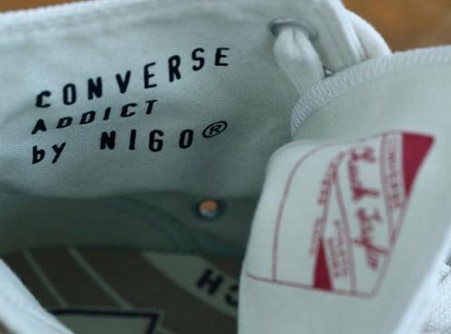 NIGO x Converse Addict Chuck Taylor All Star High  a02c3c020
