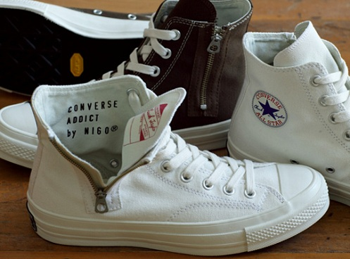 NIGO x Converse Addict Chuck Taylor All Star High