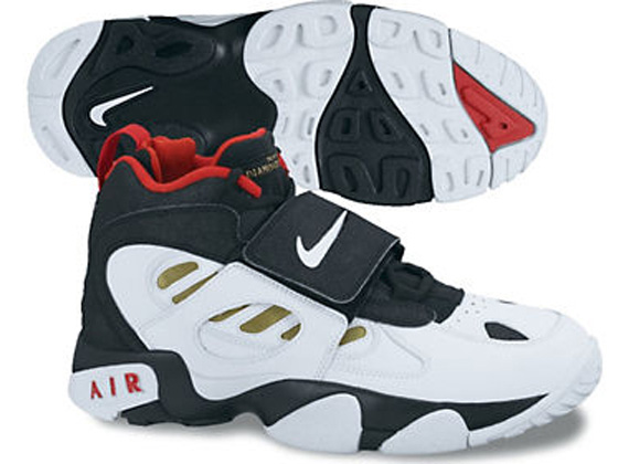 Nike Air Diamond Turf 2 - White/Black-Metallic Gold - Release Date + Info