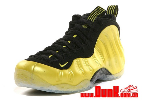 """Nike Air Foamposite One """"Electrolime""""/""""Golden State Warriors"""" - New Images"""