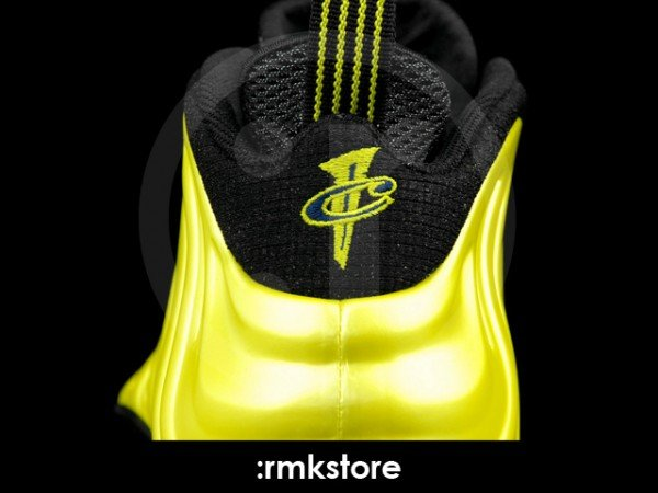 Nike Air Foamposite One 'Electrolime' - New Images