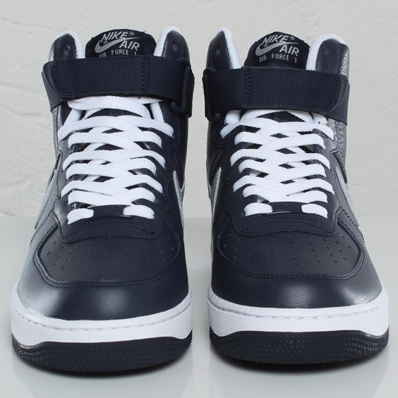 Nike Air Force 1 High 'Hoyas' - Now Available
