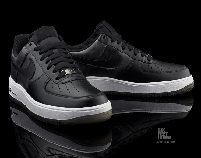 Nike Air Force 1 Low Black Camo Now Available