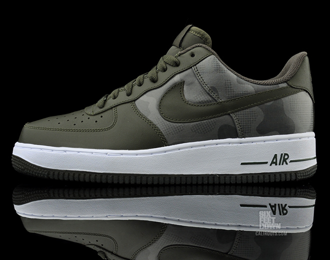 Nike Air Force 1 Bajo Carga Disponible  Khaki Camo 'Ahora Disponible Carga Zapatillafiles 3fa0dc