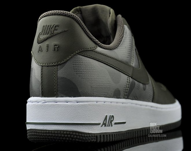 Nike Air Force 1 Low 'CargoKhaki Camo' Now Available