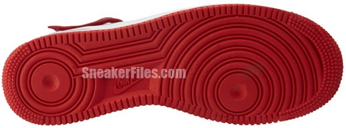 """Nike Air Force 1 Mid """"Valentine's Day"""" - Spring 2012"""