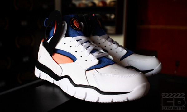 Nike Air Huarache BBall 2012 'Bright Mango' - Now Available
