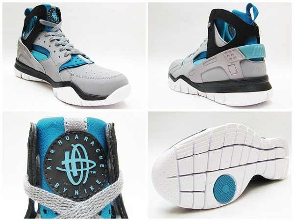 Nike Air Huarache BBall 2012 'Stealth' - First Look