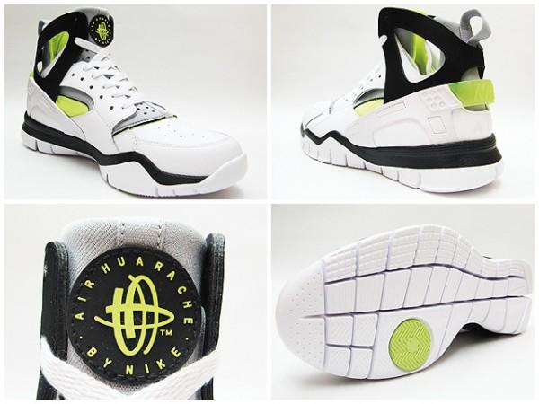 Nike Air Huarache BBall 2012 'Volt' - Release Date + Info
