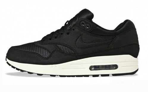 Nike Air Max 1 - Black/Sail