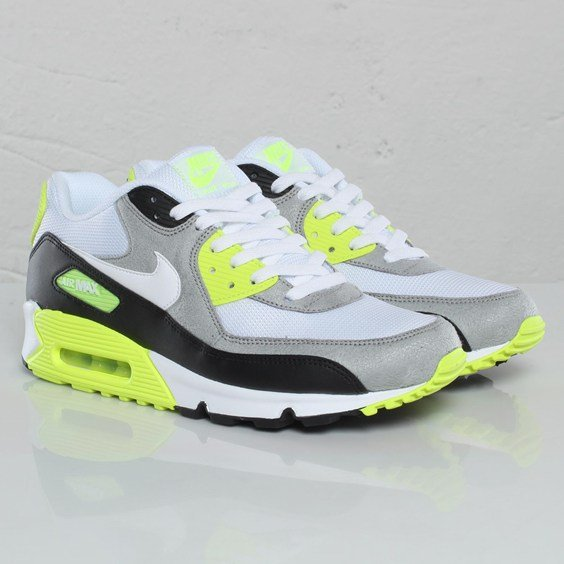 Nike Air Max 90 'Volt' - Now Available
