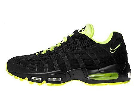Nike Air Max 95  Black Volt  - Release Date + Info  aebfad82d129