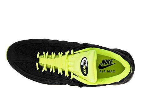 Nike Air Max 95 'Black/Volt' - Release Date + Info