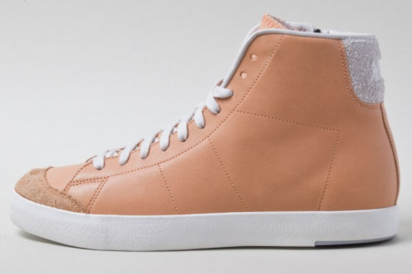 Nike All Court Mid Pemium 'Natural' - Spring 2012
