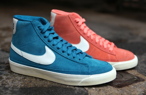 Nike Blazer High - Spring 2012