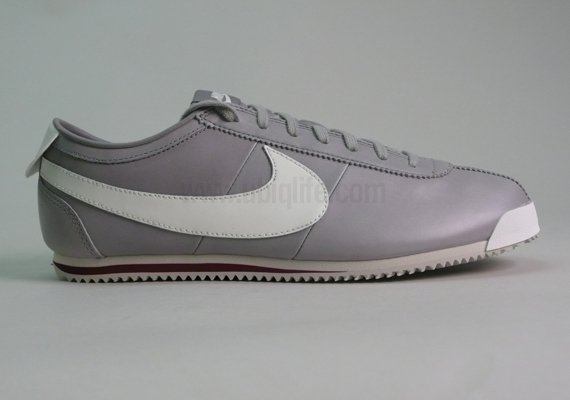 Nike Cortez Classic OG Leather 'Grey' - Now Available