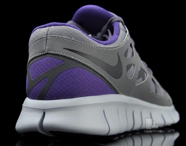 Nike Free Run+ 2 Shield 'Varsity Purple' - Now Available