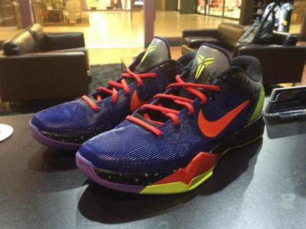 purchase cheap 9cca6 e0768 Nike Kobe VII (7)  Nerf  Custom by Mache