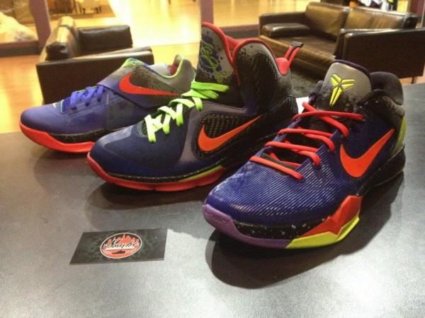 Nike Kobe VII (7) 'Nerf' Custom by Mache