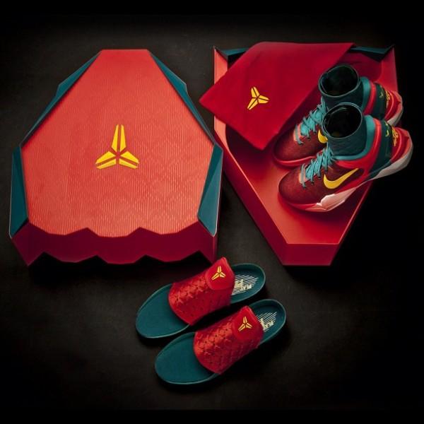 Nike Kobe VII (7) 'Year Of The Dragon' Deluxe Packaging - Detailed Look