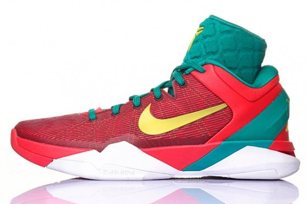 Nike Kobe VII System Supreme 'Year Of The Dragon' - Detailed Look