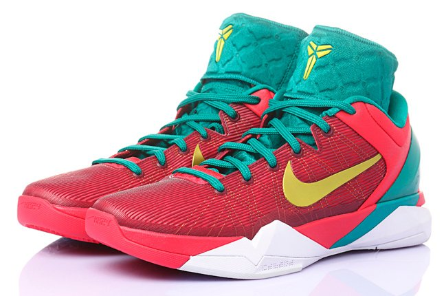 ... Nike Kobe VII System Supreme Year Of The Dragon - Detailed Look ...