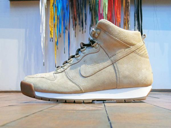 Nike Lava Dunk High Premium 'Grain' - Now Available