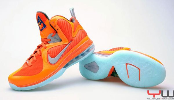 Nike LeBron 9 All-Star 'Big Bang' - Another Look