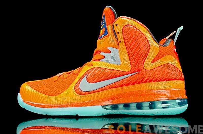 los angeles 9c6b6 47c26 Nike LeBron 9 All-Star  Big Bang  - New Images