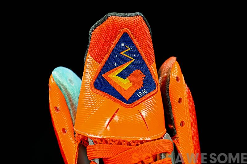 Nike LeBron 9 All-Star 'Big Bang' - New Images