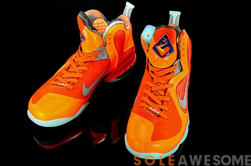 Kobe 7 Galaxy All Star Game Big Bang Orange