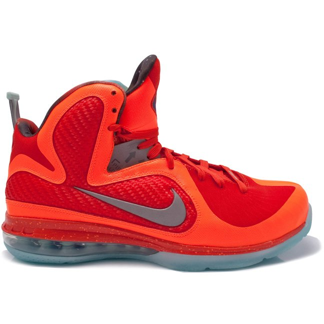 Lebron 9 Big Bang Size 14 Mens Nike Running No Tie  7f7d6be7c