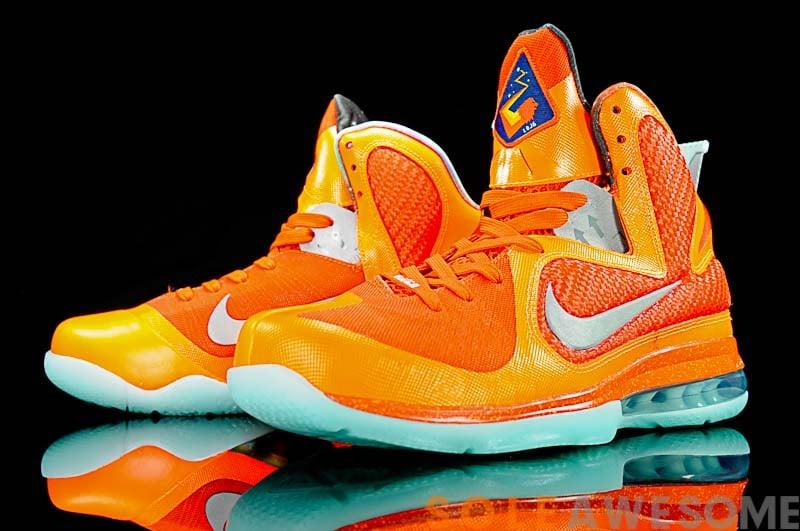 0bf79894dfc Nike LeBron 9 All-Star Big Bang - New Images