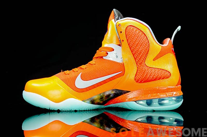 new arrival 5ce4b 8fc25 Nike LeBron 9 All Star Big Bang New Images new