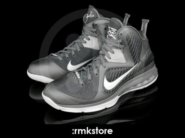 premium selection 8dc72 2fb44 Nike LeBron 9  Cool Grey  - Release Date + Info