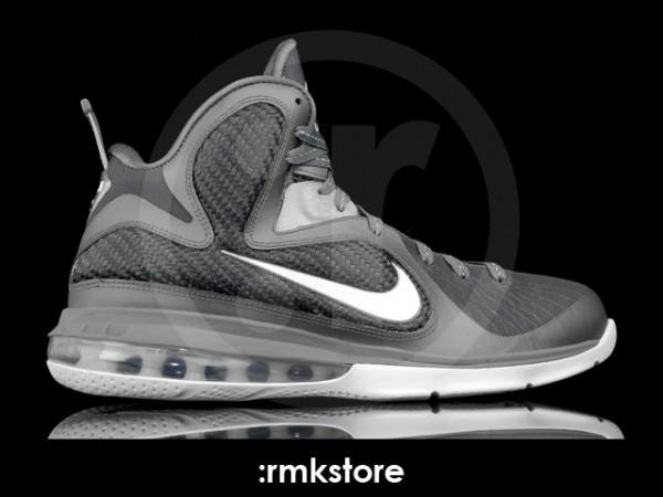 Nike LeBron 9 'Cool Grey' - Release Date + Info