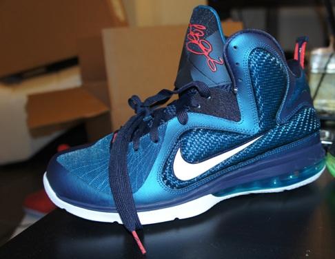 Nike LeBron 9 'Griffey' - Release Date + Info