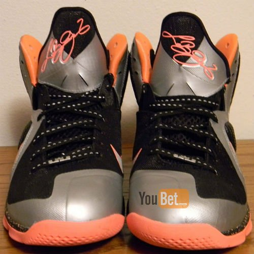 Nike LeBron 9 'Mango' - Another Look