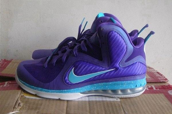 Nike-LeBron-9-'Summit-Lake-Hornets'-First-Look-1
