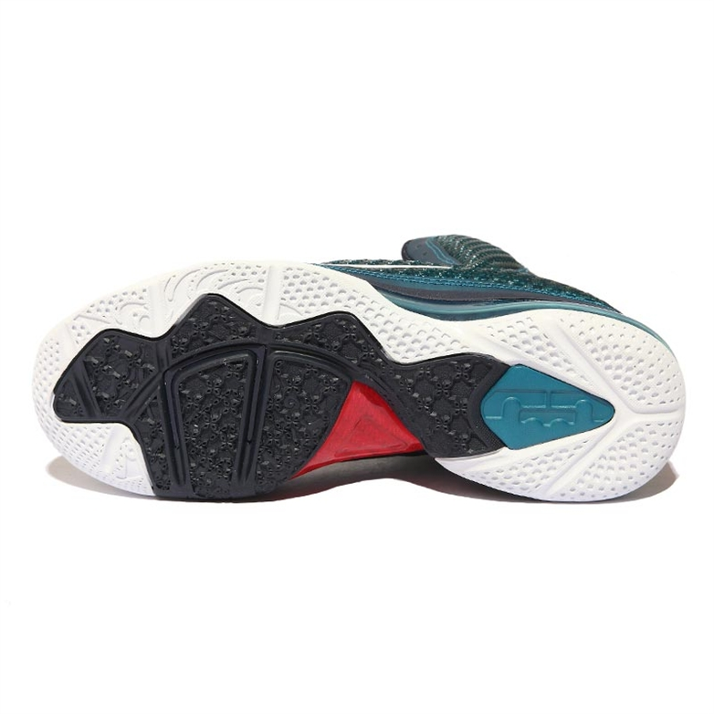 Nike LeBron 9 'Swingman' - Detailed Look
