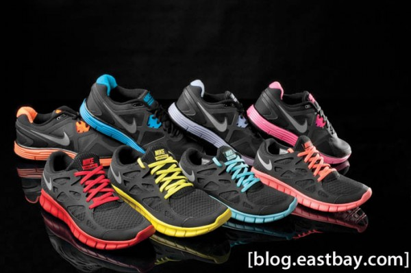 Nike Running 'Black Pack' QS - January 2012