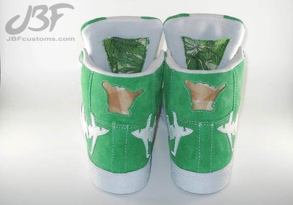 Nike SB Blazer 'Jet Life II' by JBF Customs