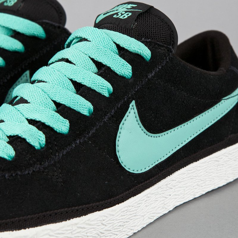 8ad9a2b9e779 Nike SB Bruin - Black Mint-Swan - Now Available