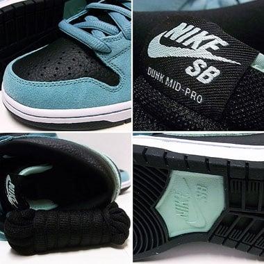 """Nike SB Dunk Mid Pro """"Sea Crystal"""""""