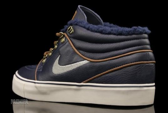 Nike SB Stefan Janoski Mid Premium QS 'Inuit' - Now Available